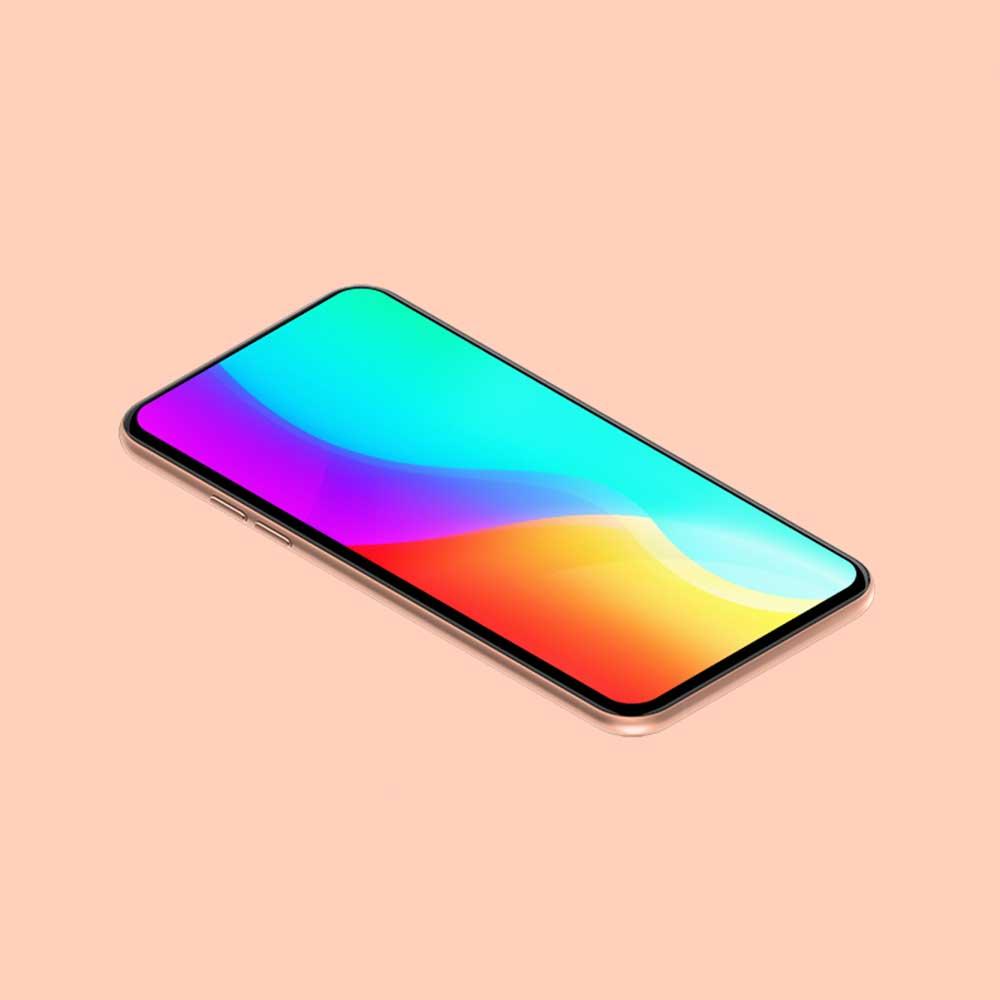 Iphone XI mock